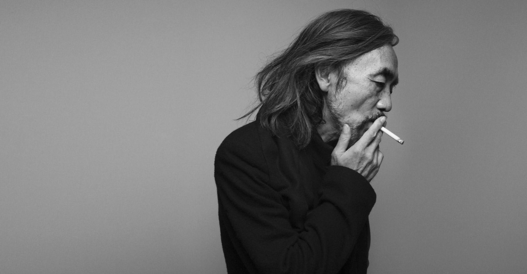 """Yohji Yamamoto: """"People have started wasting fashion"""""""