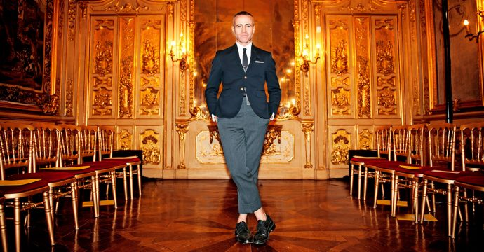 5e976e03af5 Thom Browne Photo by Dylan Don