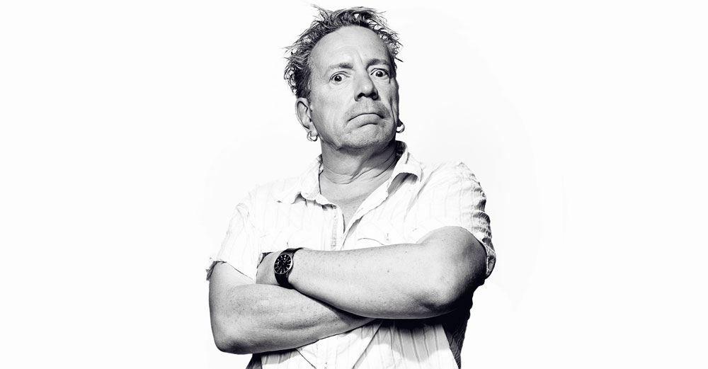 Consider, that Johnny rotten neil young valuable