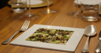 """Camouflage – A Hare in the Woods"" by Massimo Bottura/Osteria Francescana"