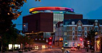 Your Rainbow Panorama (2006-2011) - ARoS Kunstmuseum, Denmark