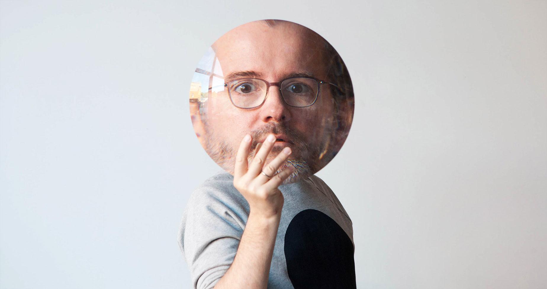 Olafur eliasson portrait