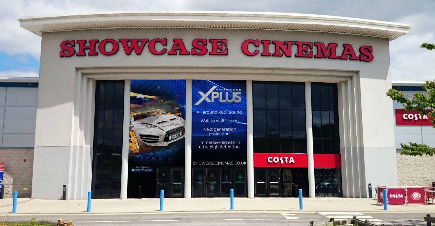 Showcase Cinema Nantgarw