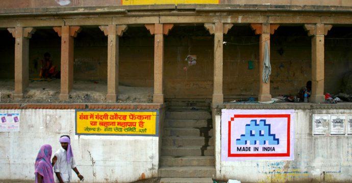Invasions in Varanasi