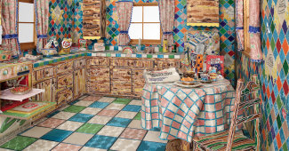 The Kitchen (2001-2006) - Collection of the Whitney Museum of American Art, New York