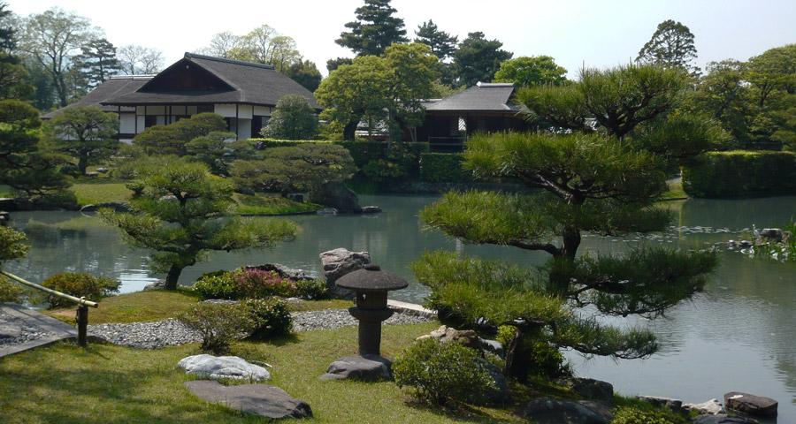 Katsura Imperial Village