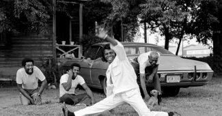 James Brown, Atlanta, 1979.