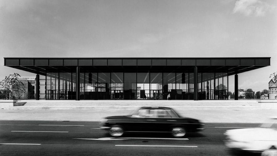 Archiv Neue Nationalgalerie, Nationalgalerie, Staatliche Museen zu Berlin
