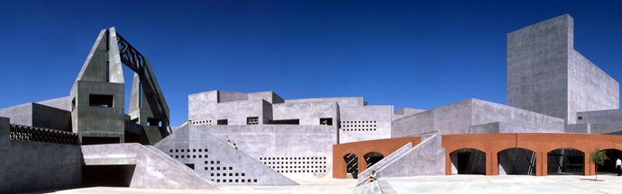 Nelson Fine Arts Center at the Arizona State University, 1989