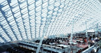 Seattle Central Library, interior