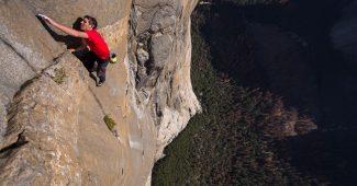 Alex Honnold's ascent of El Capitan in Yosemite National Park
