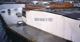 Kunstfestivalen I, Lofoten, Norway, 1999.