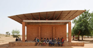 Gando Primary School, Burkina Faso