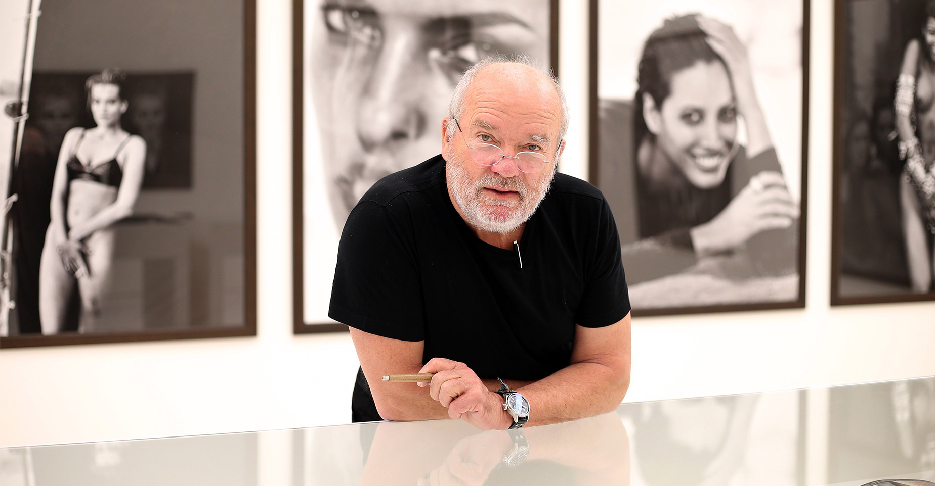 """Peter Lindbergh: """"Beauty has nothing to do with youth"""""""