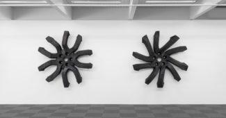 Installation view, Yngve Holen: HEINZERLING, (2019). Kunsthall Stavanger, Stavanger