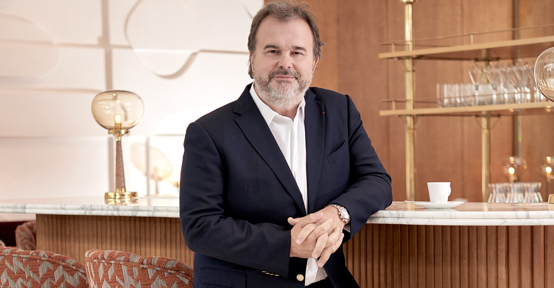 """Pierre Hermé: """"It comes from curiosity"""""""