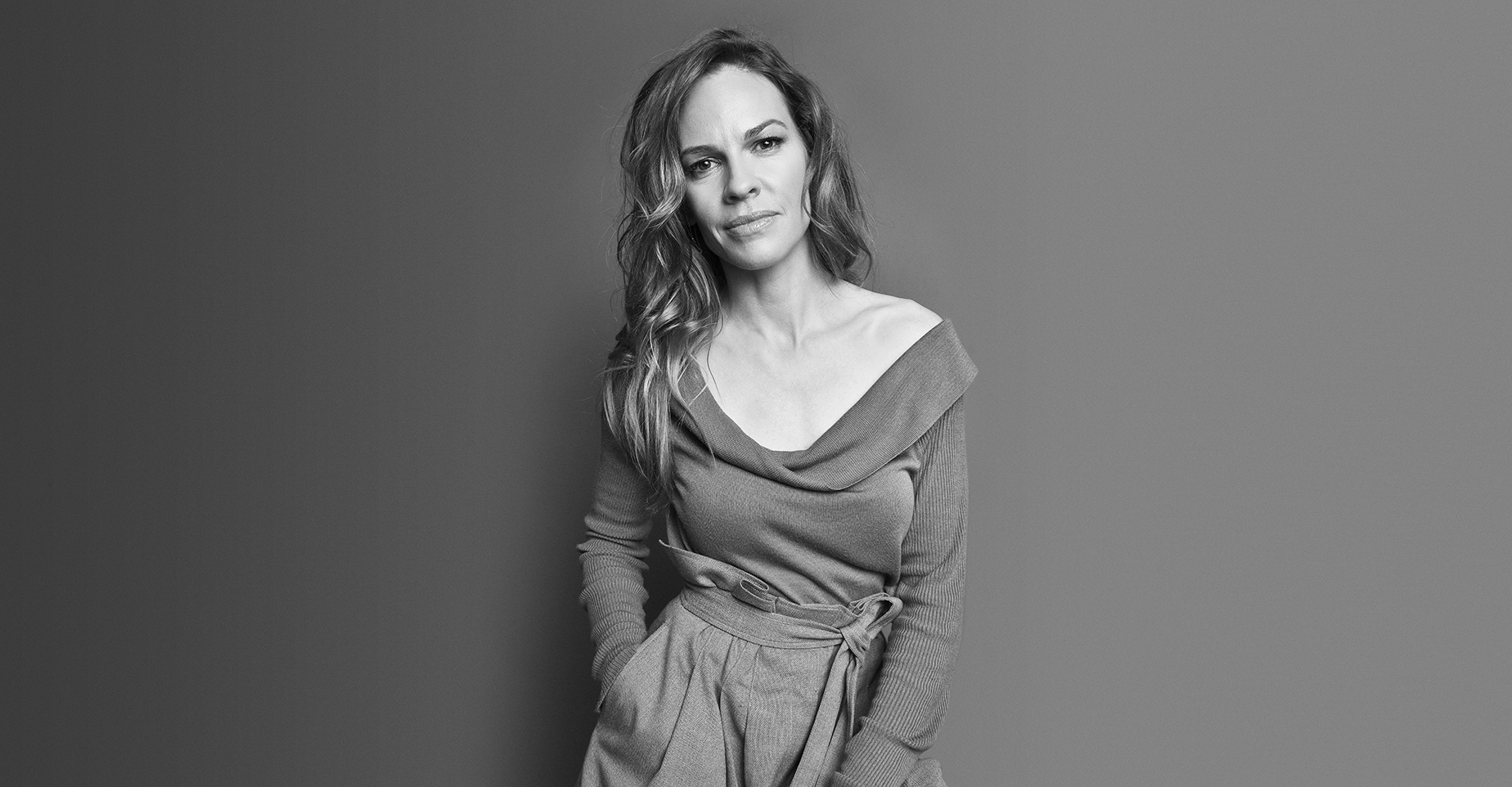 "Hilary Swank: ""You've got to trust your instincts"""