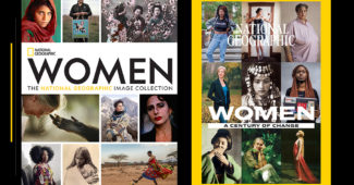 Women: A Century of Change, and the accompanying coffee table book, Women: The National Geographic Image Collection (November 2019)
