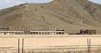 The Black Sites - The Salt Pit Northeast of Kabul, Afghanistan. (2006)