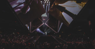 Jay-Z's 444 Tour (2017) - creative direction and set design by Willo Perron