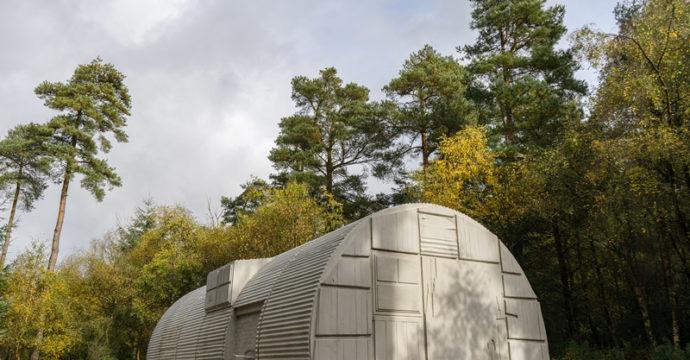 Nissen Hut, 2018